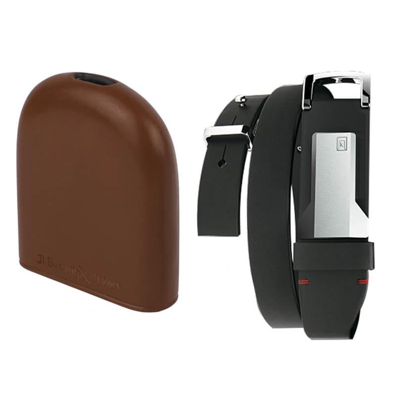 klokers(クロッカーズ)時計 専用ケース&ジュエルブレスレット レザーベルト kpart-03-kwell