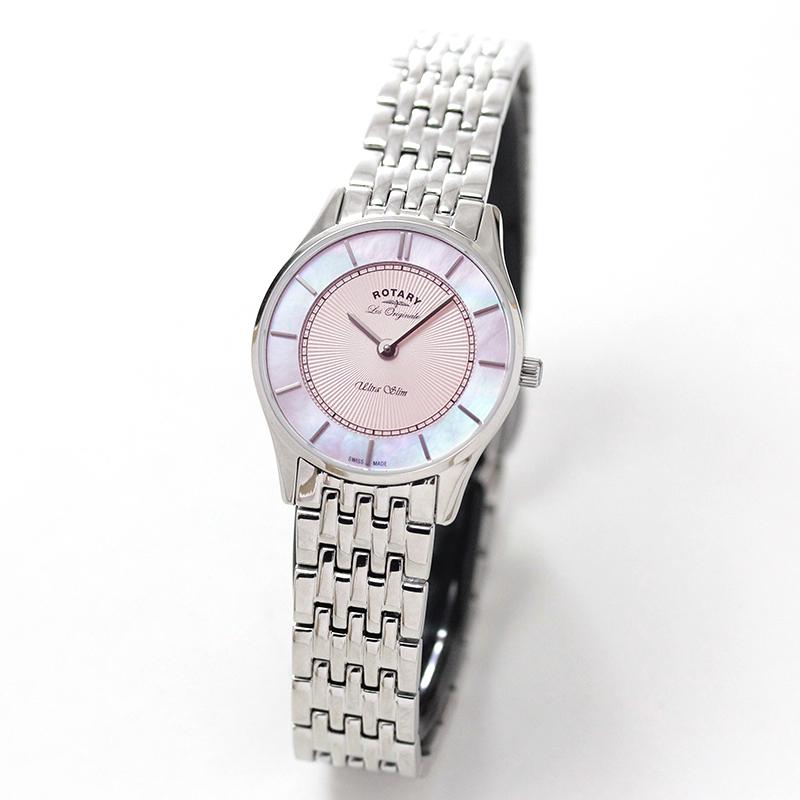 ROTARY(ロータリー) ULTRASLIM(ウルトラスリム) LB90800/07 クォーツ レディース 腕時計