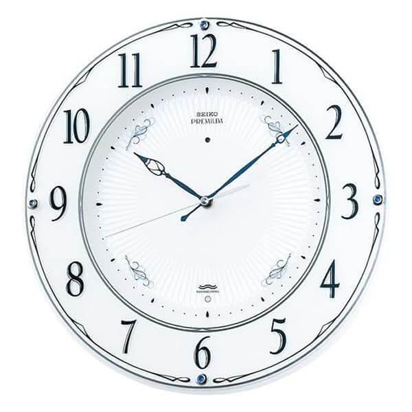SEIKO PREMIUM セイコープレミアム 電波掛け時計【グリーン購入法適応商品】【LS230W】