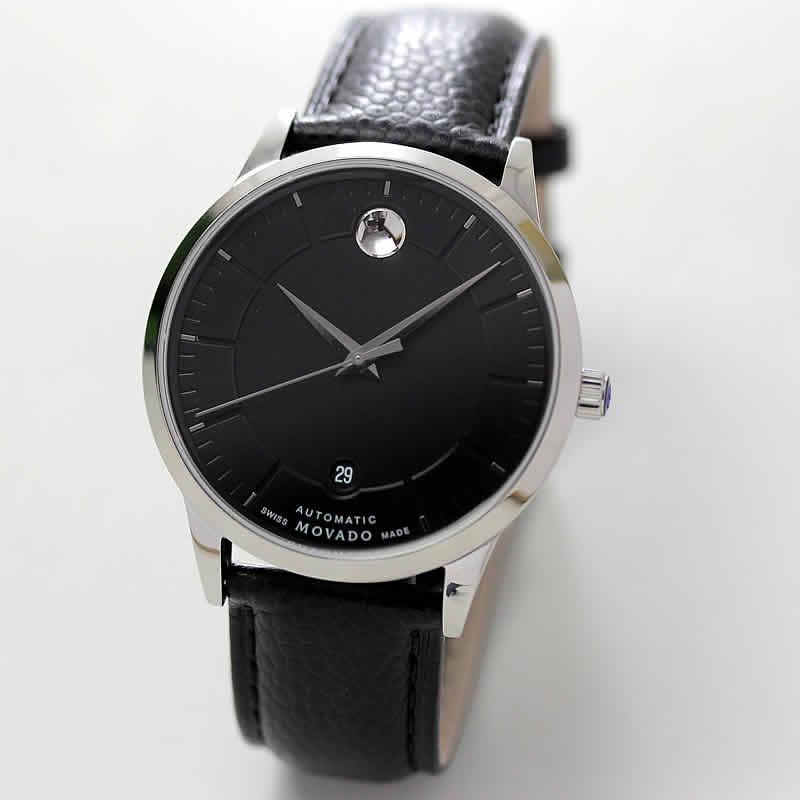 在庫セール 1点限り 49,600円OFF! MOVADO(モバード)1881オートマティック M0607019.8103L/腕時計