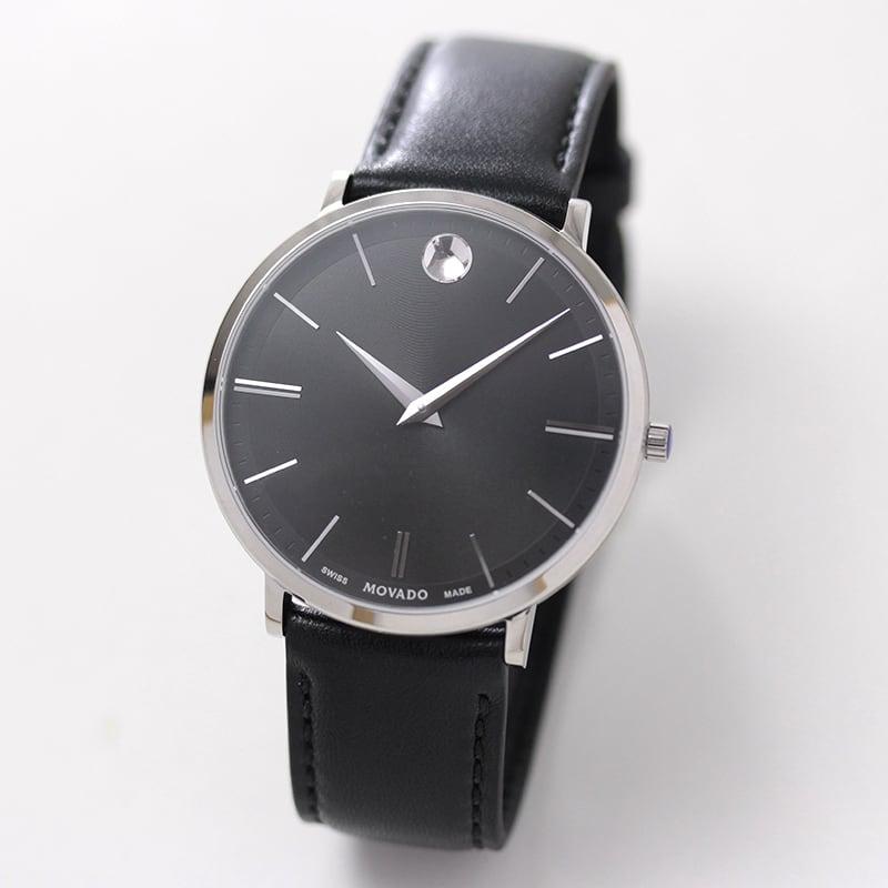 MOVADO(モバード)ULTRA SLIM ウルトラスリム M0607086.8103L メンズ 腕時計