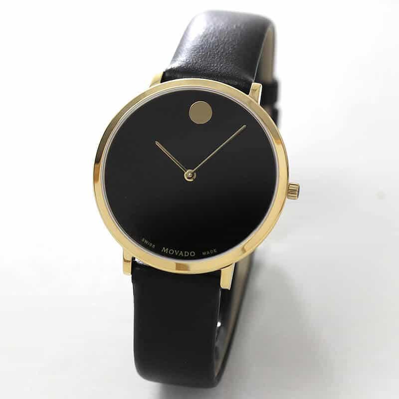 MOVADO(モバード)ミュージアム70周年アニバーサリーエディション クォーツ M0607137.8303L 35mm 腕時計