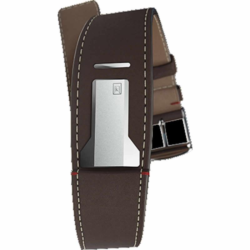 klokers(クロッカーズ)腕時計用ベルト ブラウン MC4