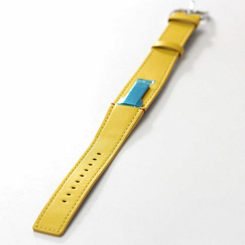 klokers(クロッカーズ)腕時計用ベルト ニューポートイエロー MC7