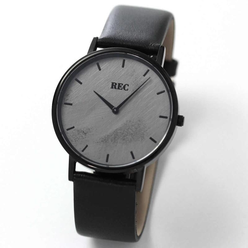 REC(レック)/ミニマリスト(The Minimalist)/Ml-3 ブラック 腕時計