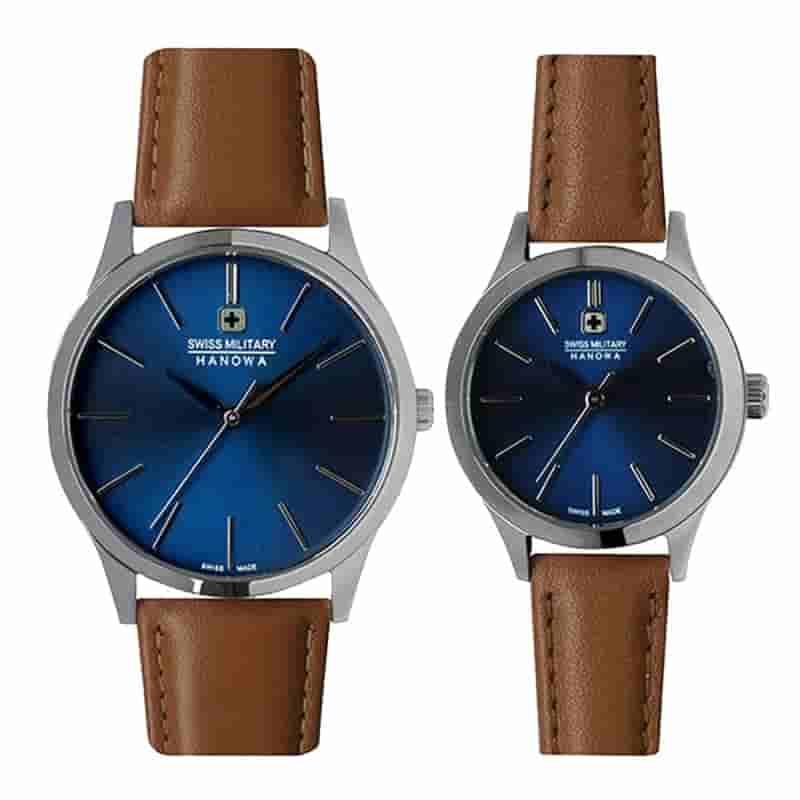 スイスミリタリー腕時計 PRIMO(プリモ) ペアウォッチ ML420-ML421