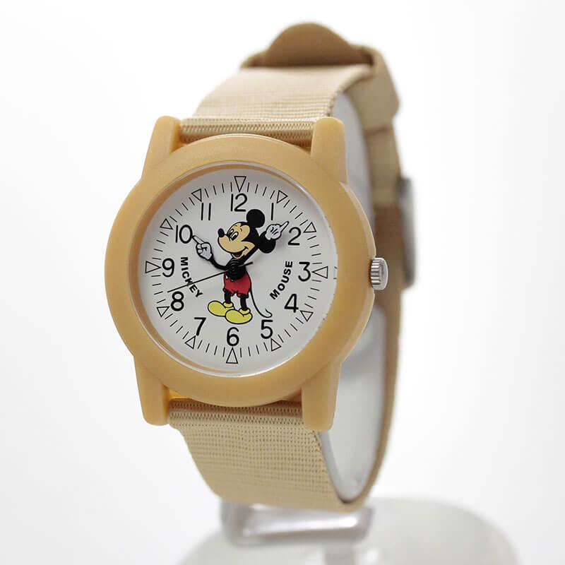 Disney(ディズニー)TAPE WATCH MLY-BGE オールドミッキー 腕時計