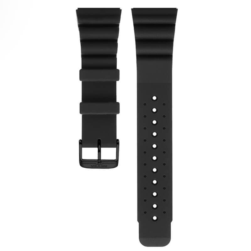 MTM時計/専用 ラバーベルト ブラック  ロゴ無し 単品