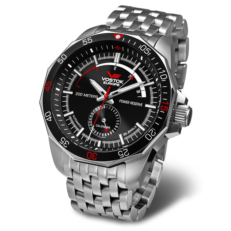VOSTOK EUROPE(ボストーク ヨーロッパ)N1 Rocket パワーリザーブ NE57-225A563B 腕時計