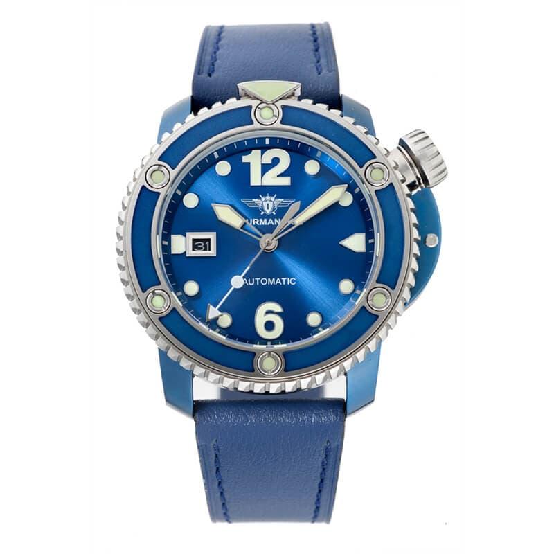 STURMANSKIE(シュトゥルマンスキー)Ocean STINGRAY(スティングレイ) NH35/1822945 ブルー 腕時計
