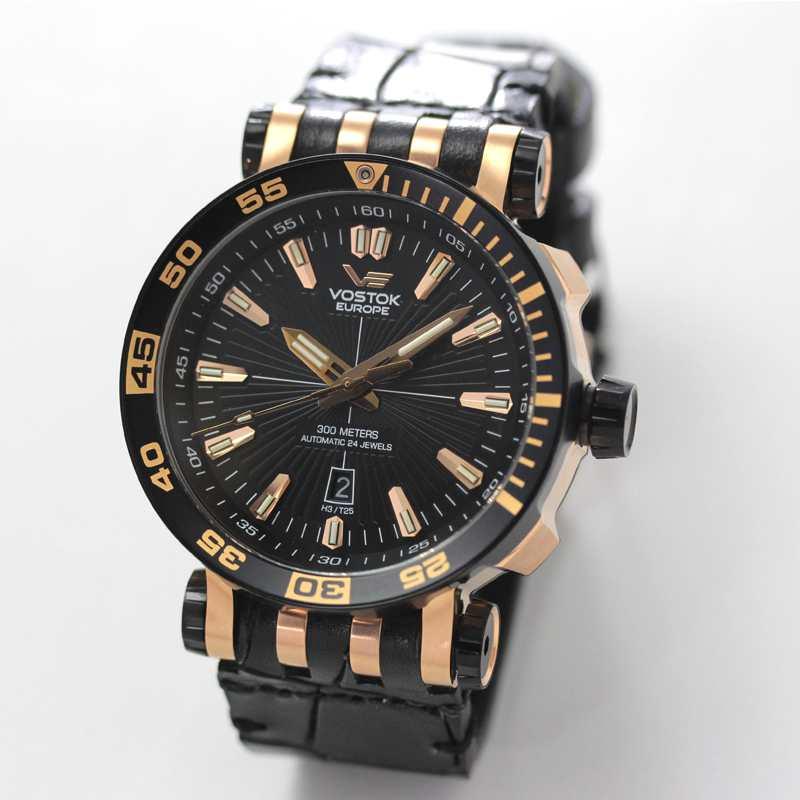 ボストークヨーロッパ VOSTOK EUROPE エネルギア 世界限定3000本腕時計 NH35A-575E282