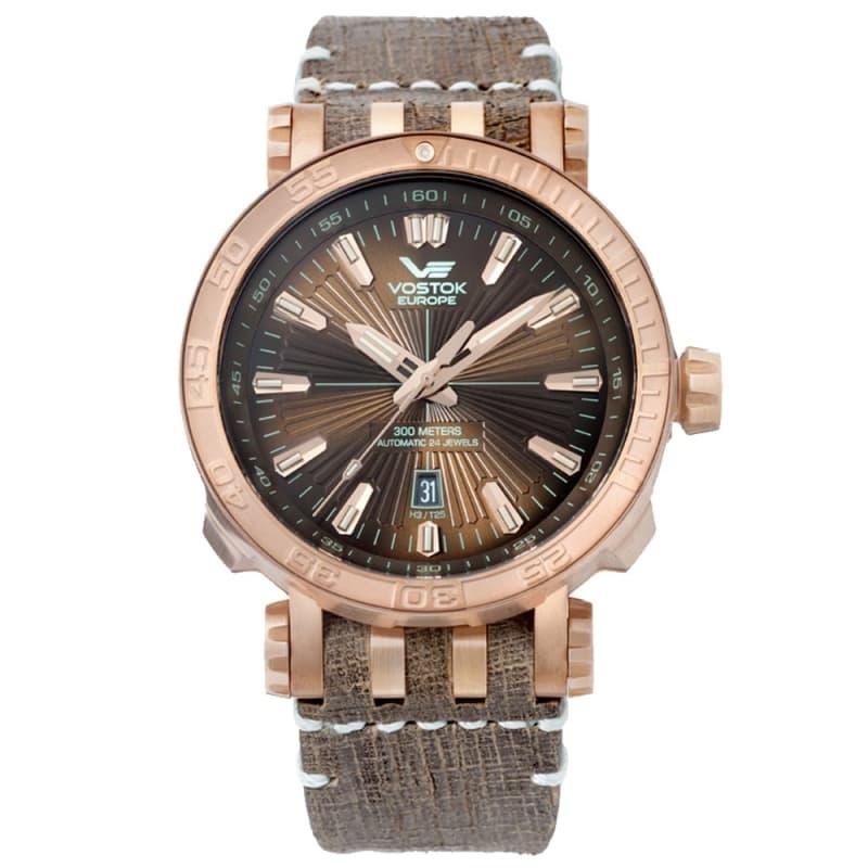 VOSTOK EUROPE(ボストーク ヨーロッパ) エネルギア Bronze 自動巻き 世界限定3000本 NH35A-575O285 腕時計