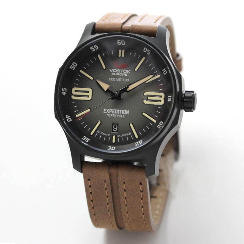 VOSTOK・EUROPE(ボストーク・ヨーロッパ)/EXPEDITION2(エクスペディション) /North Pole/NH35A-592C554 腕時計