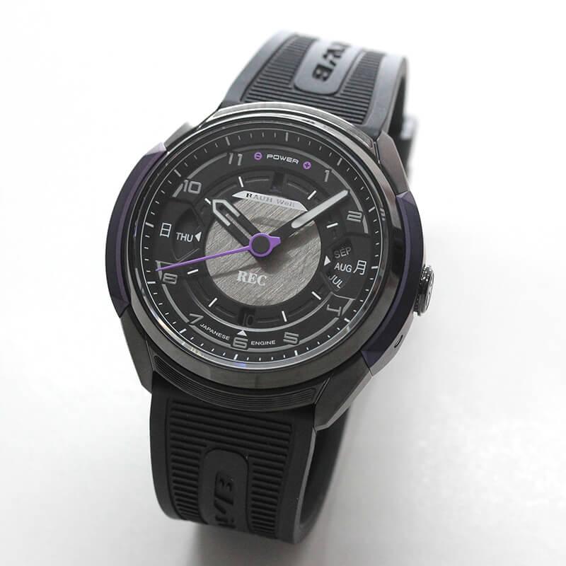 REC(レック)/The 901 RWB Rotana 中井 啓氏とのコラボレーションによって誕生した腕時計 世界305本限定・日本限定5本のシリアルナンバー入り