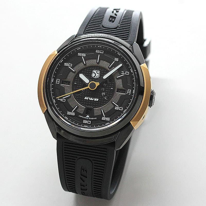 REC(レック)/The 901 RWB Stella 中井 啓氏とのコラボレーションによって誕生した腕時計 世界305本限定・日本限定5本のシリアルナンバー入り P-901-RWB