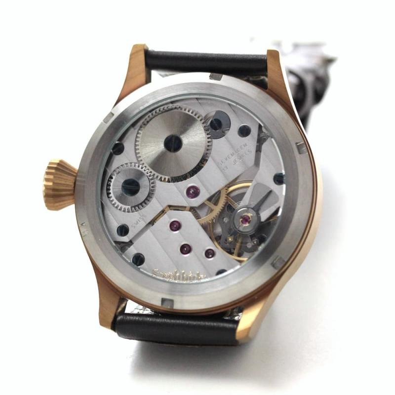 他では手に入らない、正美堂時計店だけのオリジナル仕上げ