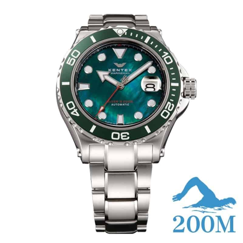 188本限定 ケンテックス(Kentex)/MarineMan(マリンマン)/シーホースII/オートマティック/メンズ/腕時計/S706M-12