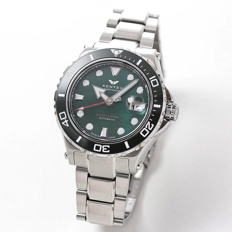 888本限定 ケンテックス(Kentex)/MarineMan(マリンマン)/シーホースII/オートマティック/メンズ/腕時計/S706M-17