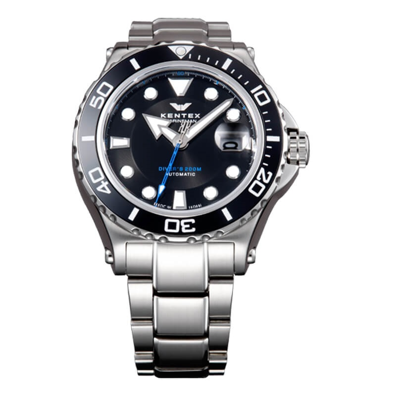ケンテックス(Kentex)/MarineMan(マリンマン)/シーホースII/オートマティック/メンズ/腕時計/S706M-21