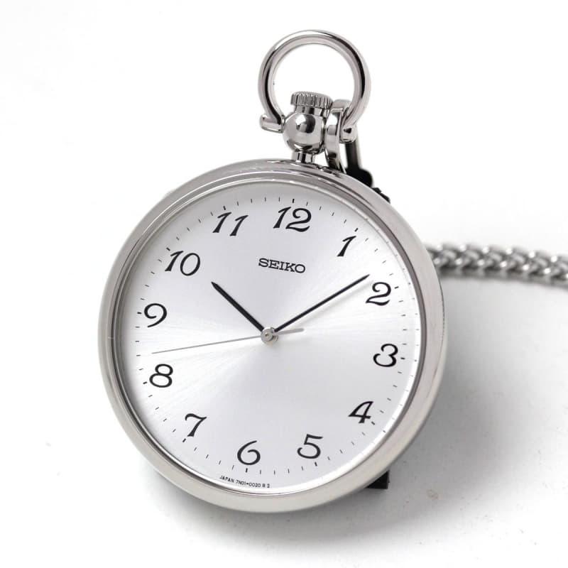 セイコー懐中時計 SAPB003/文字入れ刻印可能/懐中時計