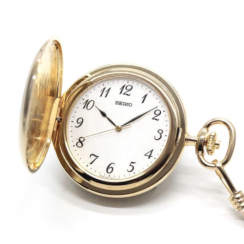 セイコー(SEIKO) 懐中時計 SAPM002 /ハンターケース/懐中時計