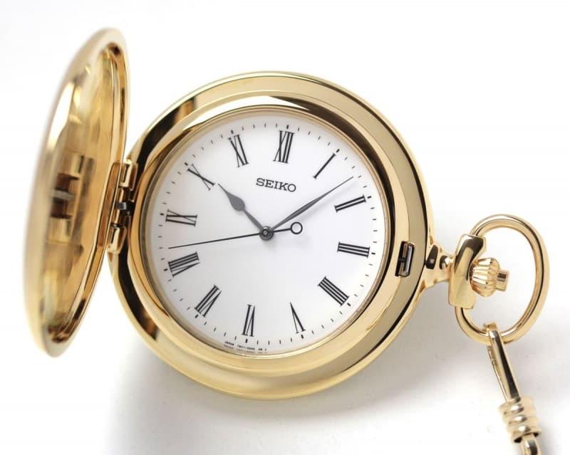 セイコー懐中時計 SAPQ004/懐中時計