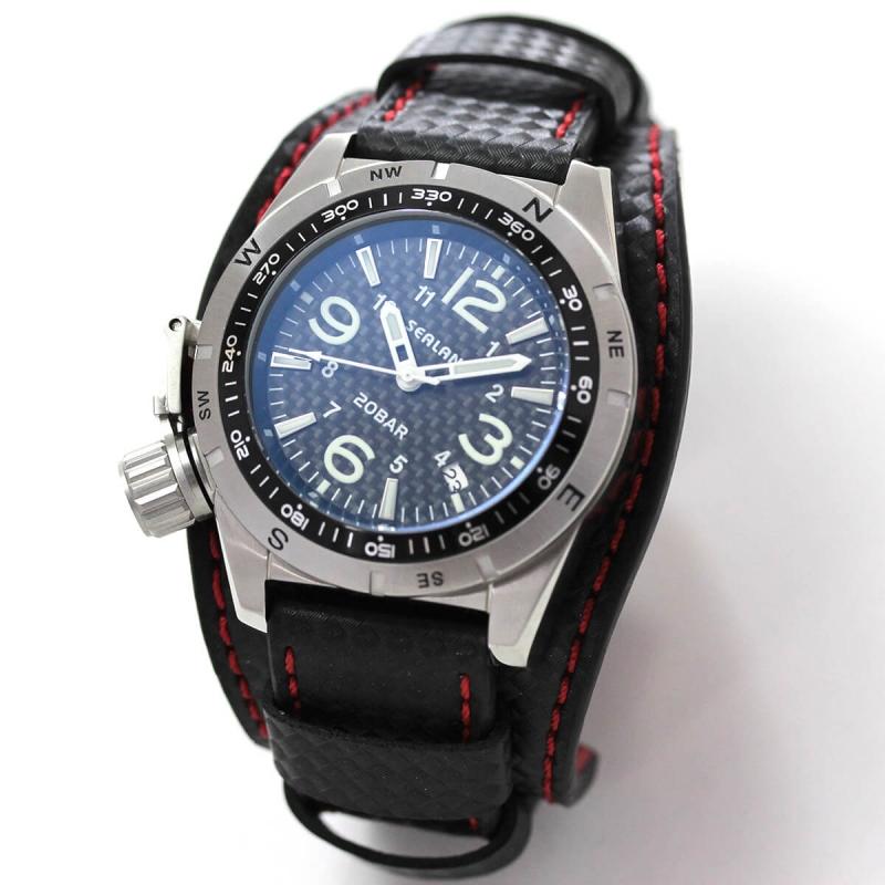 SEALANE(シーレーン) 自動巻き SE53-LBK/腕時計