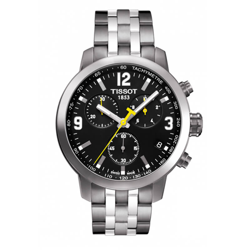 TISSOT(ティソ)T-SPORT PRC200 クロノグラフ クォーツ/ T055.417.11.057.00 腕時計