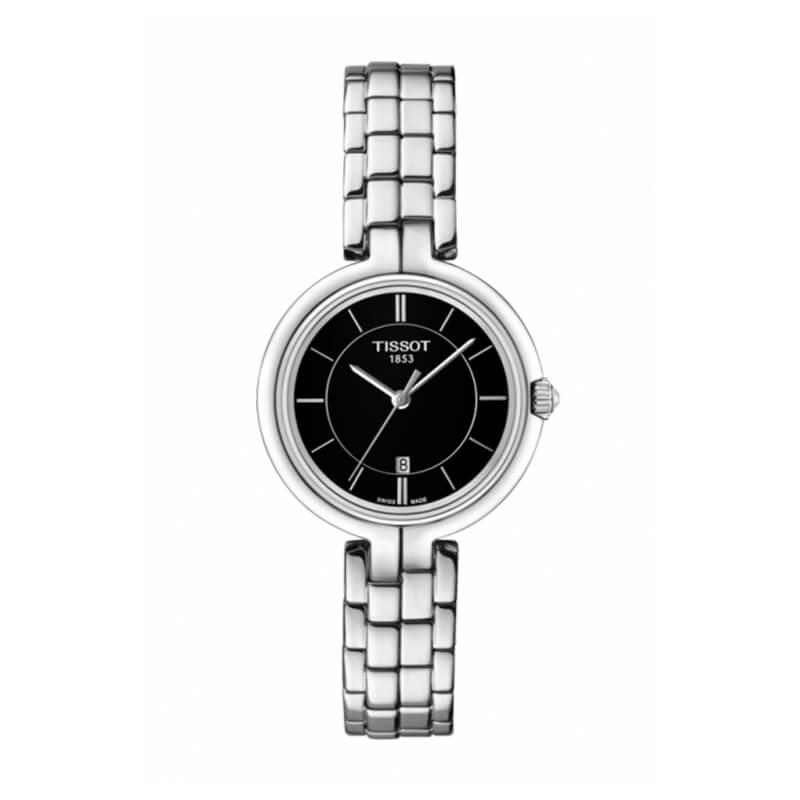 ティソ(TISSOT)TISSOT FLAMINGO レディースウォッチ T094.210.11.051.00 腕時計