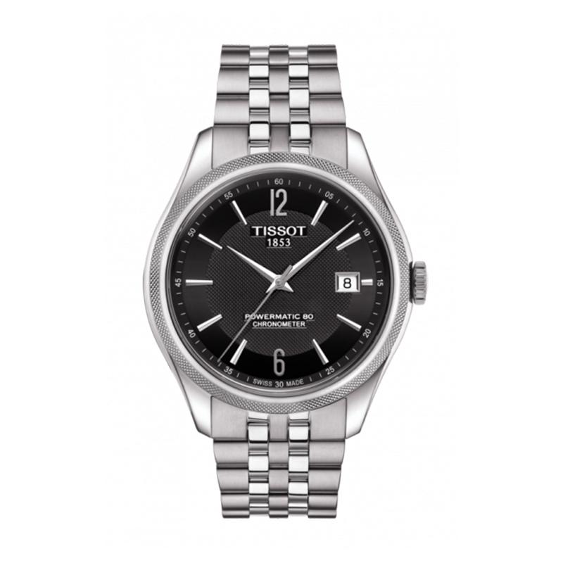 TISSOT BALLADE(ティソ バラード) POWERMATIC 80 COSC T108.408.11.057.00 腕時計
