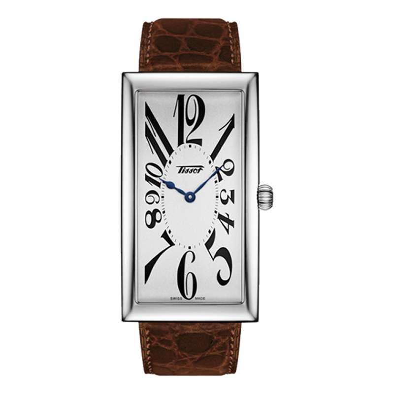 TISSOT (ティソ)ヘレテージ バナナウォッチ T117.509.16.032.00 腕時計