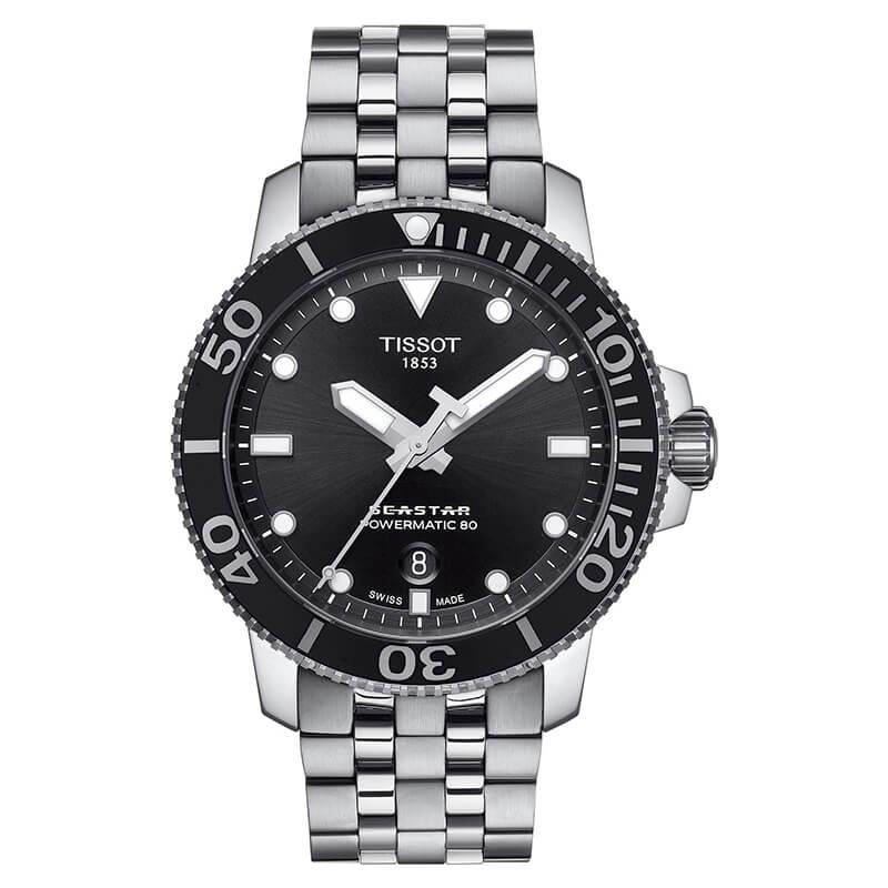 TISSOT(ティソ)Seastar 1000 (シースター1000)オートマティック 腕時計 t120.407.11.051.00