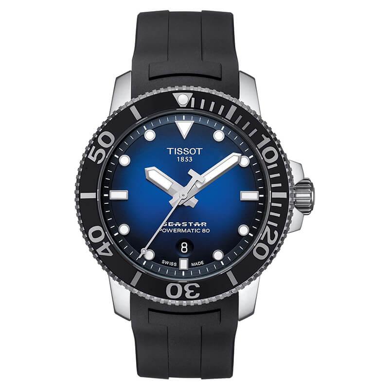 TISSOT(ティソ)Seastar 1000 (シースター1000)オートマティック 腕時計 T120.407.17.041.00