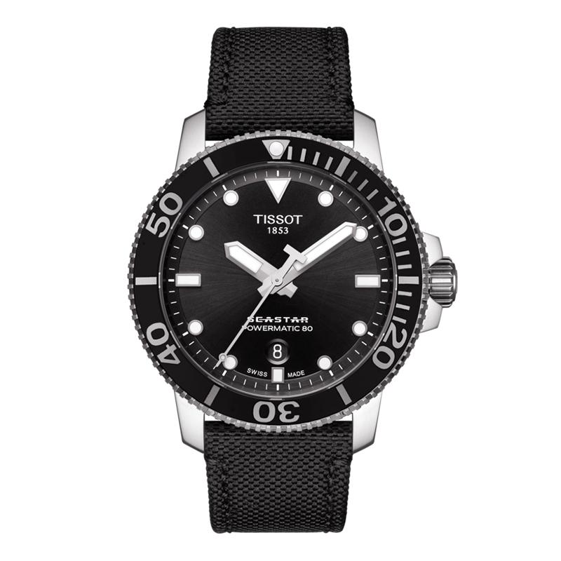 【日本限定】TISSOT(ティソ)Seastar 1000 (シースター1000)オートマティック 腕時計 T120.407.17.051.00