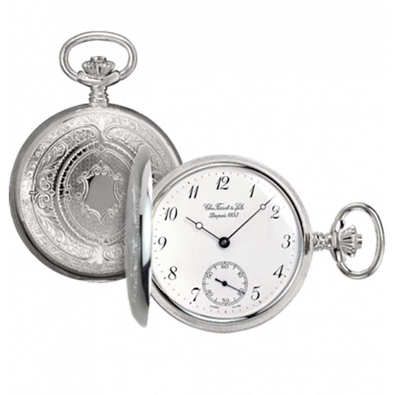 ティソ/TISSOT/銀無垢/T83.1.406.12 懐中時計