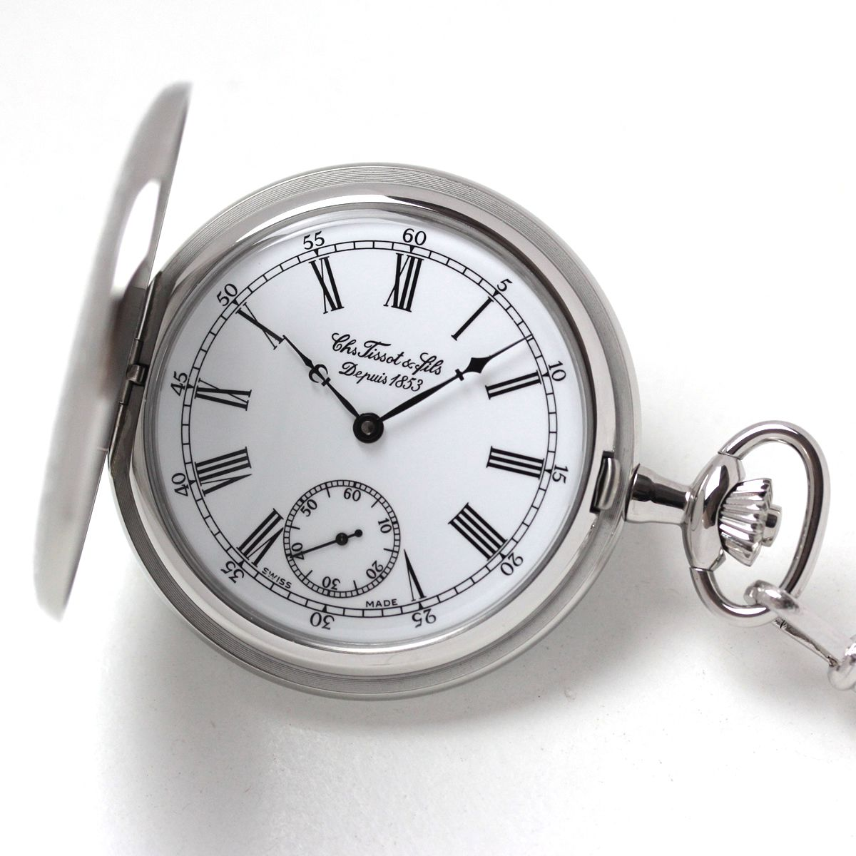 TISSOT/ティソ/T83.6.454.13 懐中時計