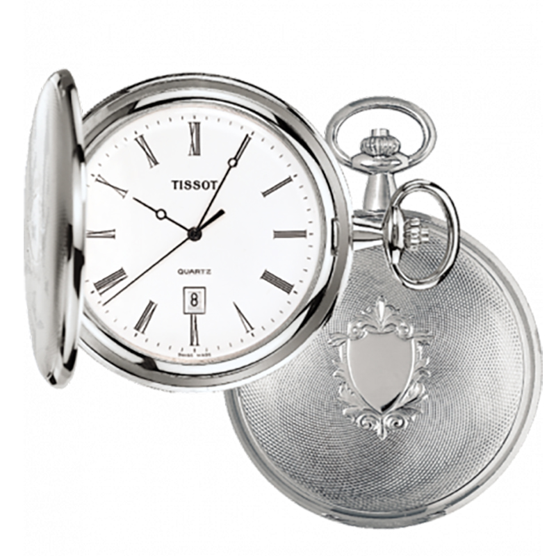 ティソ(TISSOT) T83.6.508.13 クォーツ 懐中時計