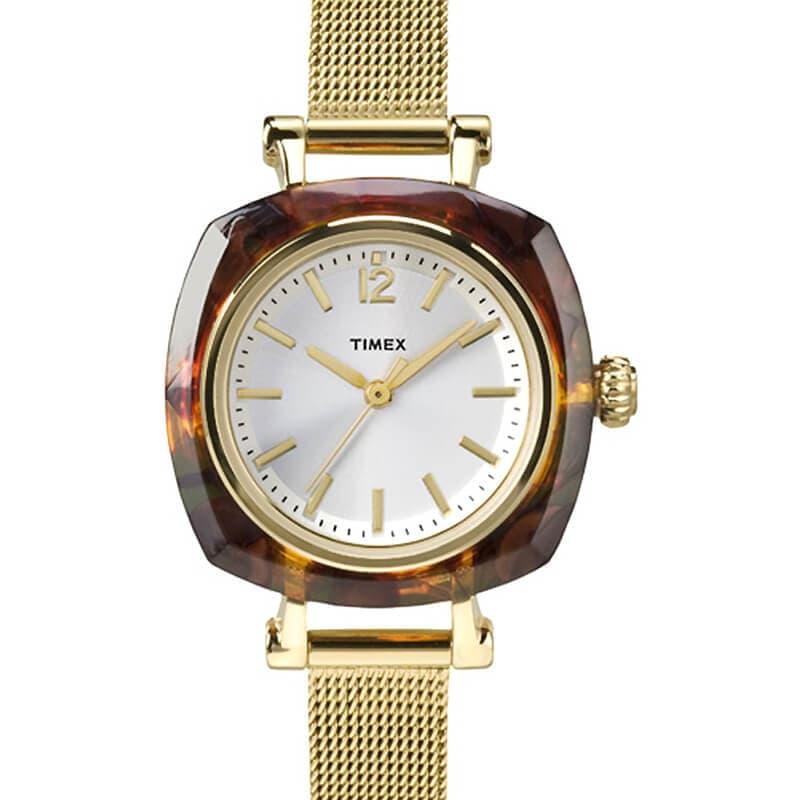 TIMEX(タイメックス) ヘレナ ゴールド ブレスレット レディースウォッチ TW2P69900 腕時計