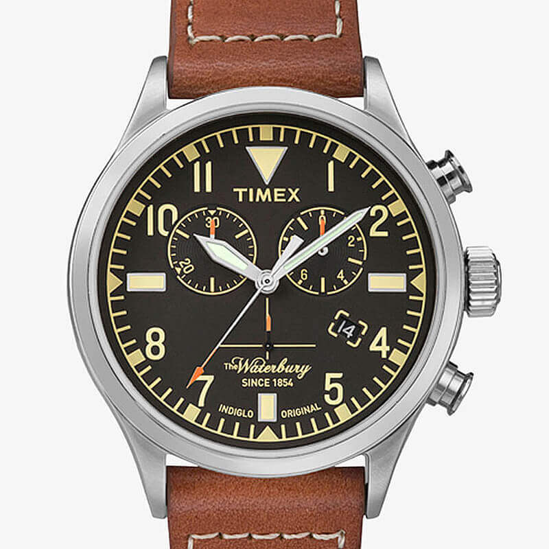 TIMEX(タイメックス)腕時計/ウォーターベリー/Red Wing Shoe Leather 42mm TW2P84300
