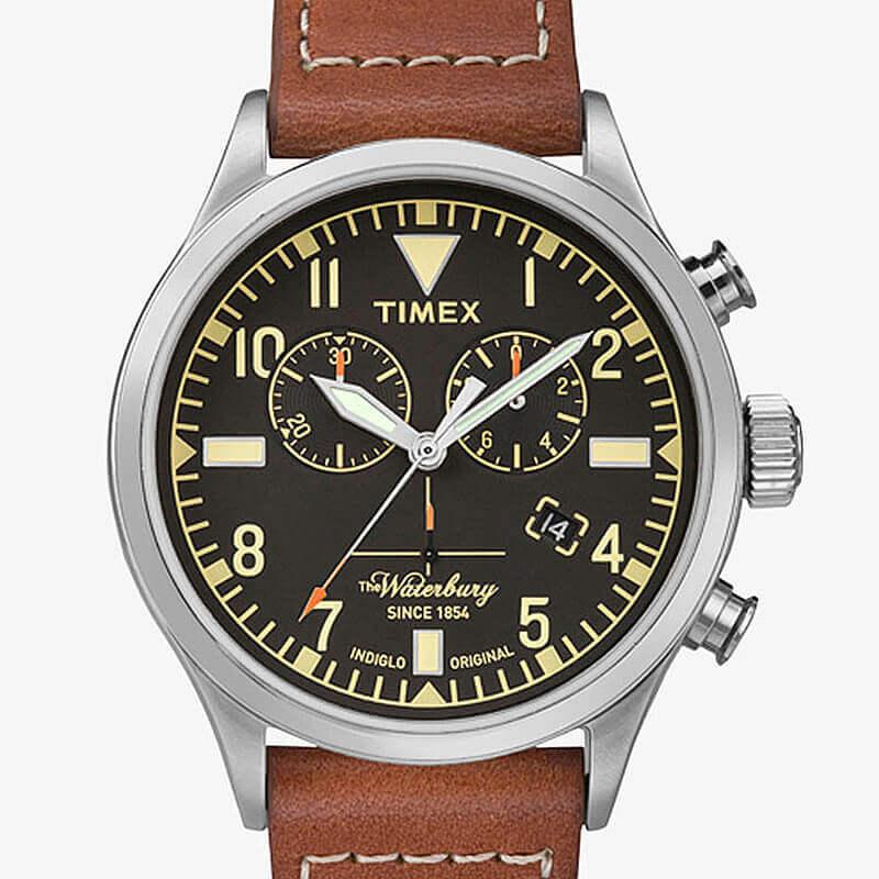 TIMEX(タイメックス)腕時計/ウォーターベリー/Red Wing Shoe Leather 42mm TW2P84300