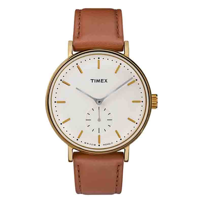 取扱中止、最後の1本 TIMEX(タイメックス)/タイメックス ウィークエンダーフェアフィールド サブセコンドタン TW2R37900/腕時計