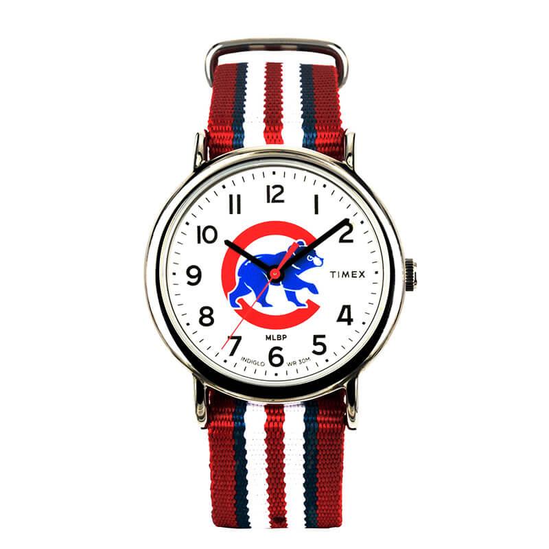 TIMEX(タイメックス) トリビュート・コレクション TW2T54800 メンズ 腕時計 シカゴ・カブス