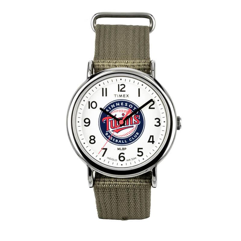 TIMEX(タイメックス) トリビュート・コレクション TW2T55200 メンズ 腕時計 ミネソタ・ツインズ