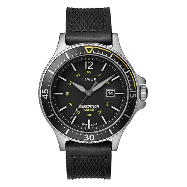TIMEX(タイメックス)/タイメックス エクスペディション レンジャーソーラー ブラック  TW4B14900/腕時計