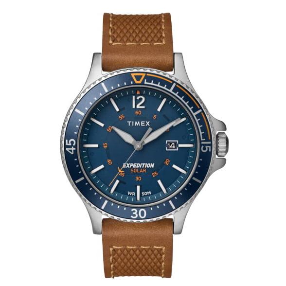 TIMEX(タイメックス)/タイメックス エクスペディション レンジャーソーラー ブルー×タン  TW4B15000/腕時計