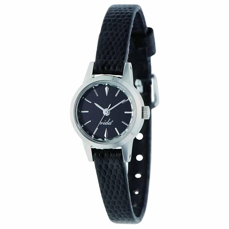 VIDA+Voyage V Japan made V-006S LE-BK レディースウォッチ腕時計