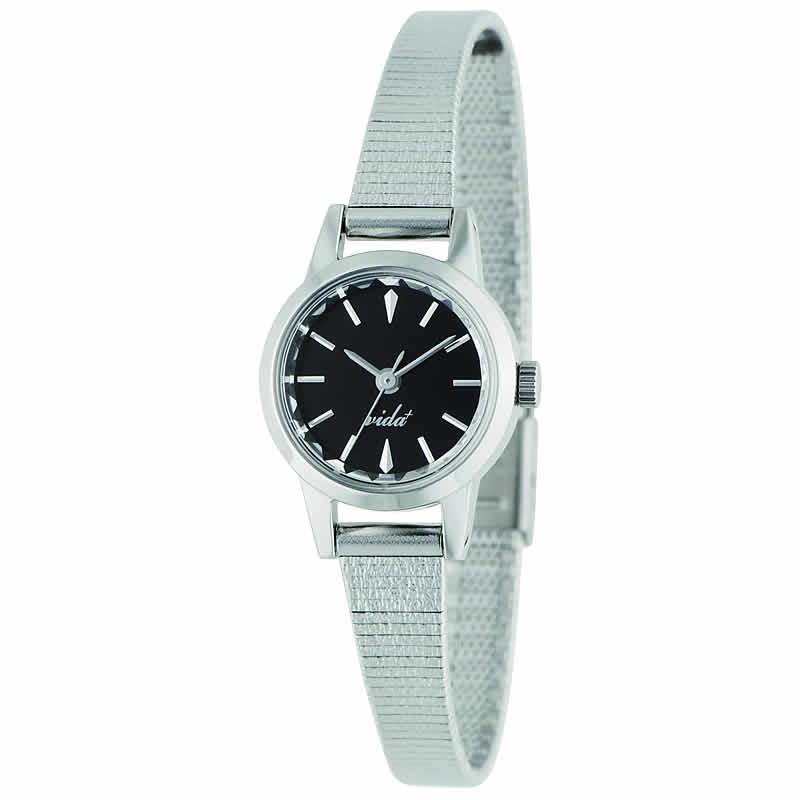 VIDA+Voyage V Japan made V-006S シルバー レディースウォッチ腕時計