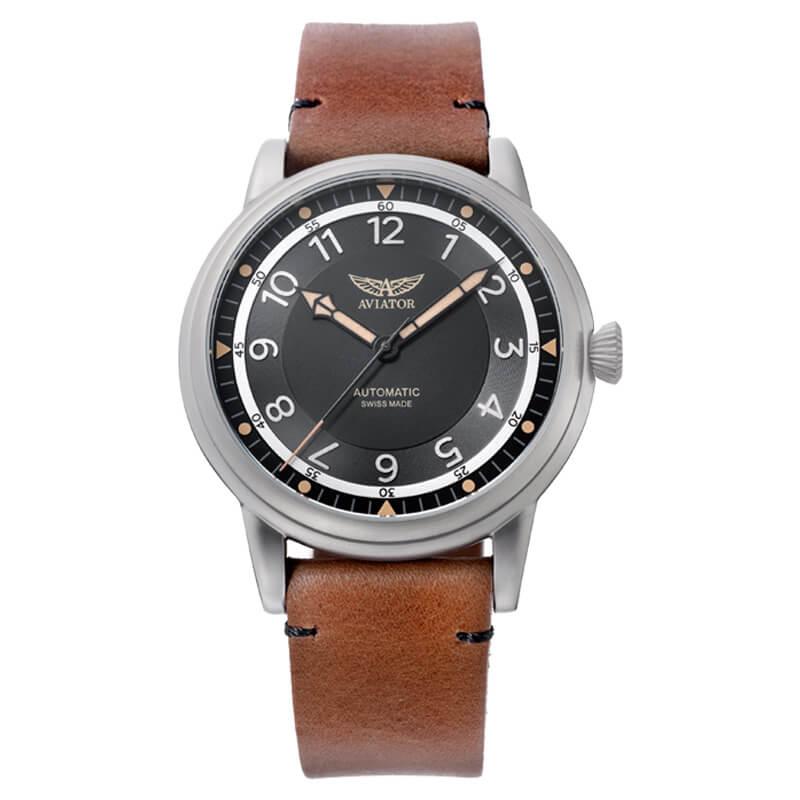 AVIATOR(アビエイター) DOUGLAS DAKOTA(ダグラス ダコタ) パイロットウォッチ V.3.31.0.228.4 腕時計(フライトジャケット付き)