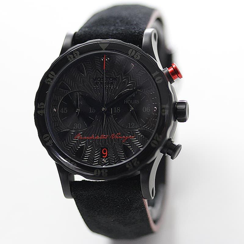 VOSTOK EUROPE(ボストーク ヨーロッパ)/Undine -ウンディーネ/39mm径/VK64-515C395 腕時計