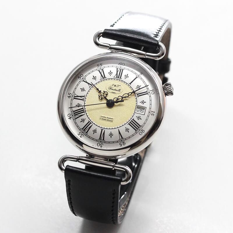 J&Tウィンドミルズ(windmills) Throgmorton WGS10002-50 腕時計